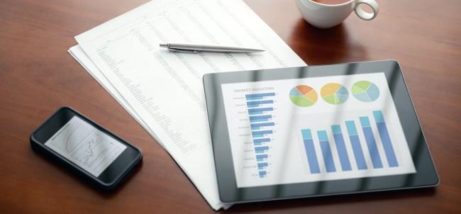 iPad marketing tool