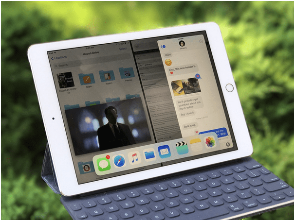 All that you wish to know about iPad Drag and Drop, Multitasking, and Split View in iOS 11