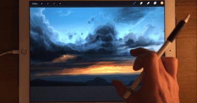 iPad drawing apps