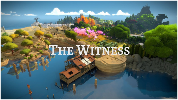 The Witness for iPad