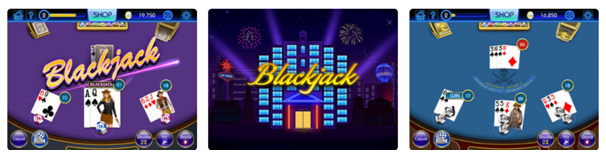 Blackjack 21 app