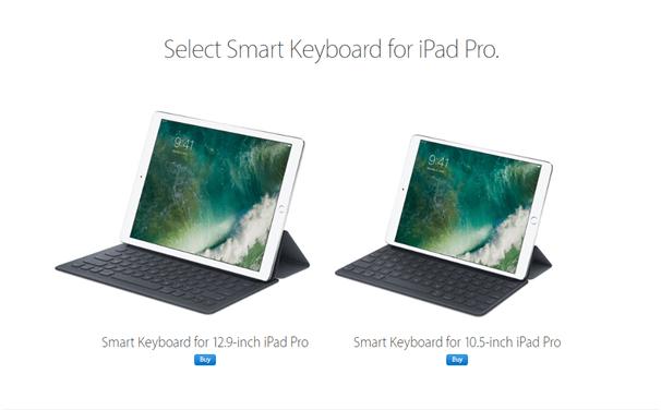 iPad Keybaord from Apple