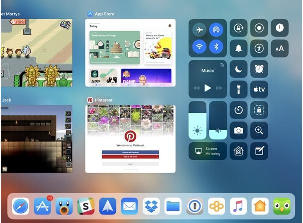Customize your iPad settings