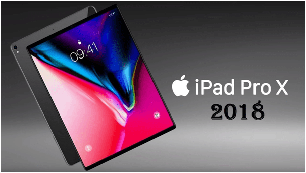 New iPad Pro X 2018