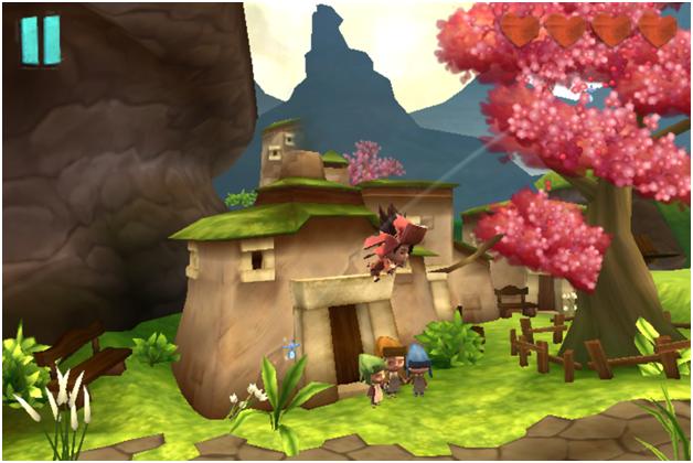 Platformer game apps for iPad