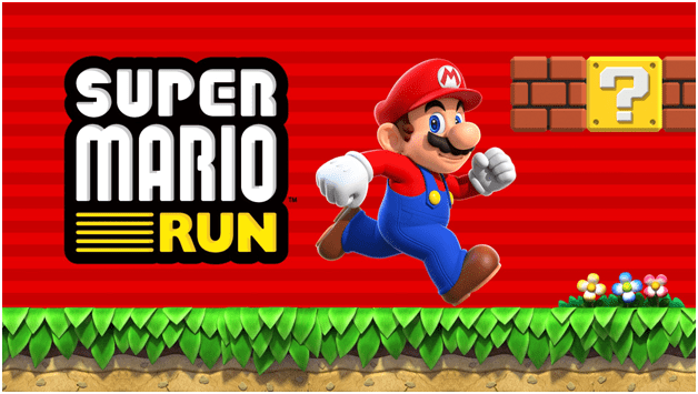 Super Mario Run Game app
