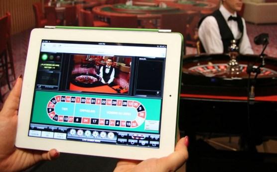 Roulette on iPad