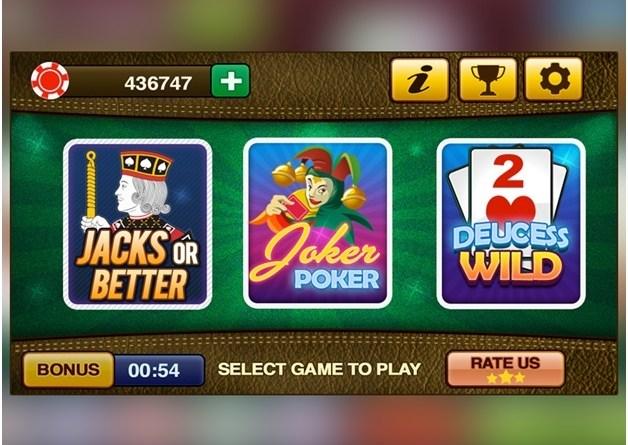 iPad-video-poker-app