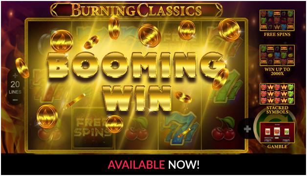 Booming win iPad games