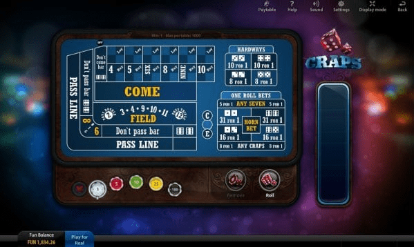 iPad Apps to play Casino Craps