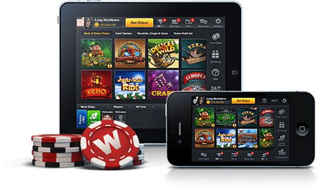 The iPad Casino App