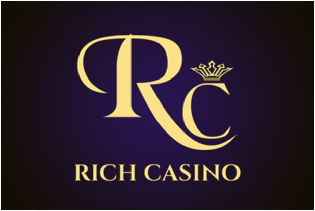 How to play instant scratchies at Rich Casino with an iPad