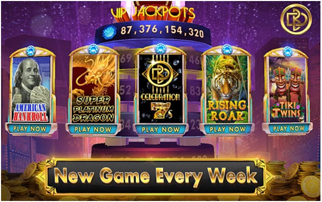 Slots - Black Diamond Casino - bonus