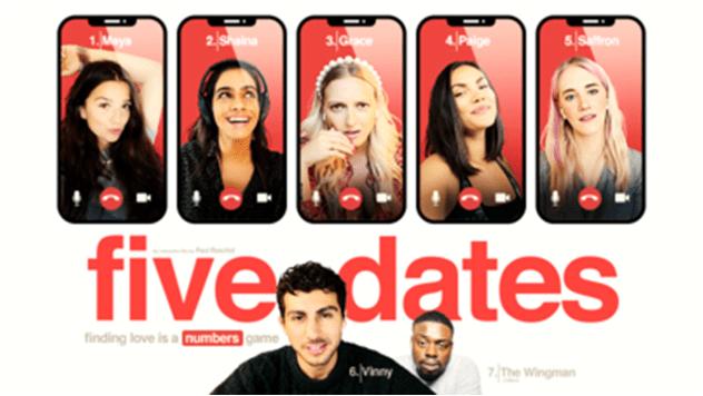 Five Dates app