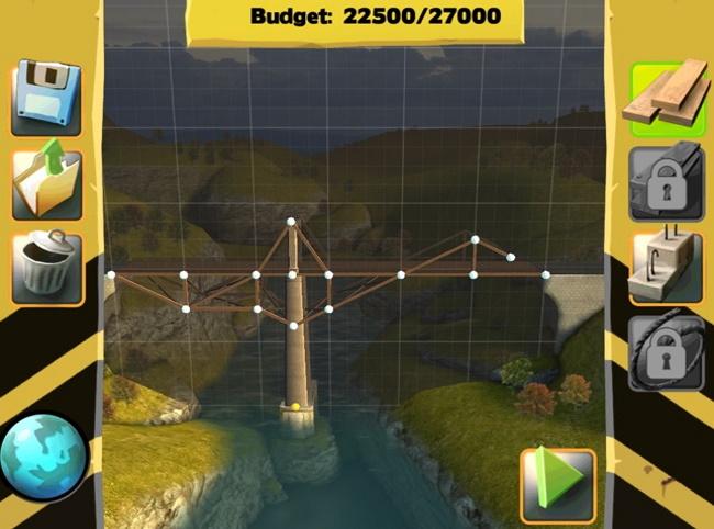 bridge constructor-iPad Simulator Games To Play