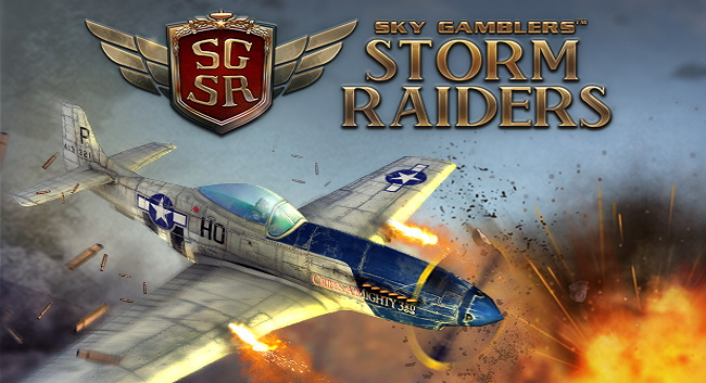 sky gamblers storm raiders-iPad Simulator Games To Play