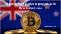 10 Best Bitcoin casinos to play pokies in New Zealand 2020