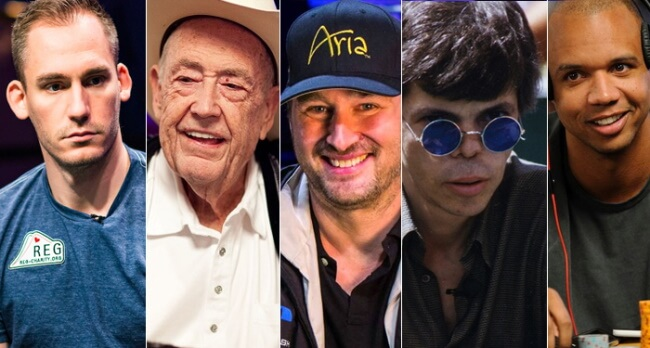 10 Greatest Poker Players of All Time