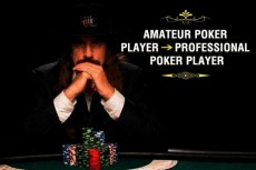 5 Things that makes a Professional Poker Player Apart from an Amateur
