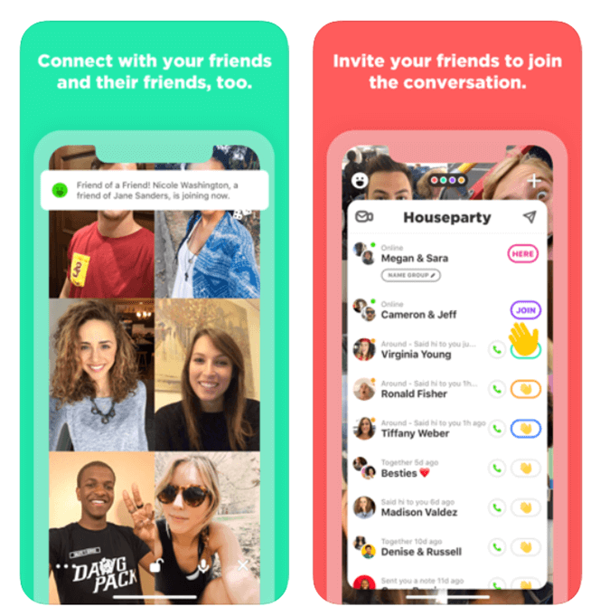 About house party app