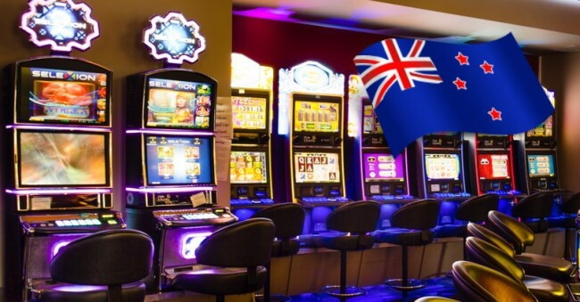 Auckland Local Pokies Gaming Bars