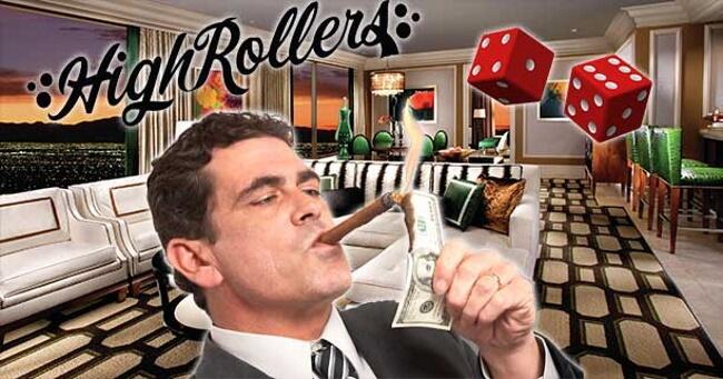 High Roller Gambler