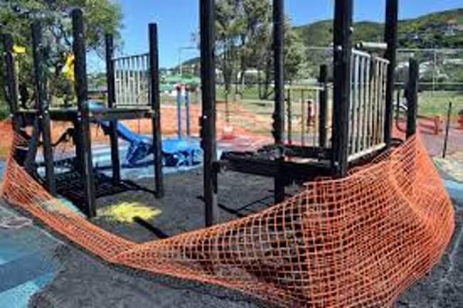 Ben Burn Park Playground, Karori