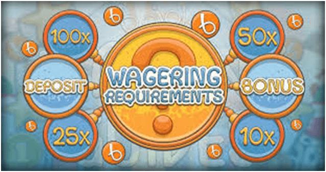 Best first deposit bonus casino nz- Wagering Requirement