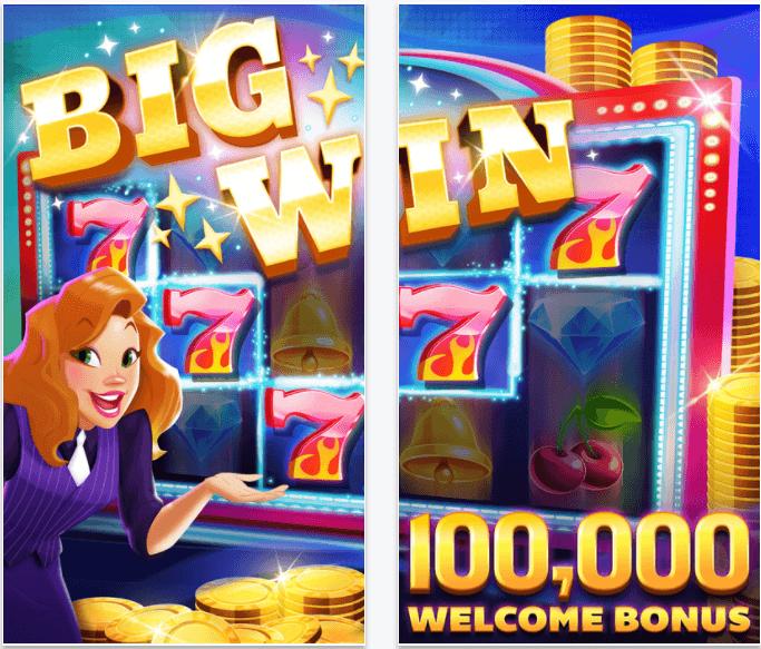 Big Fish Casino app