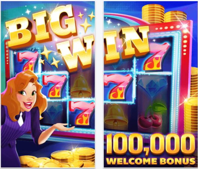 Big Fish Social Casino App