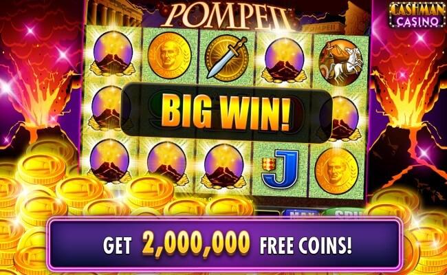 Cash Man Casino