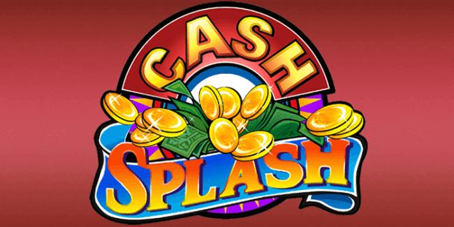 Cash Splash Slot The Progressive Jackpot
