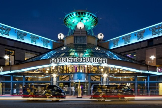 Christchurch casino new zealand