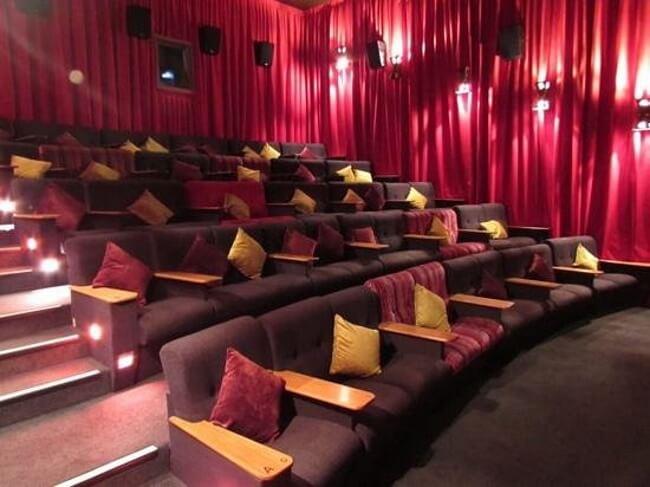 Enjoy movie at Light House Cinema