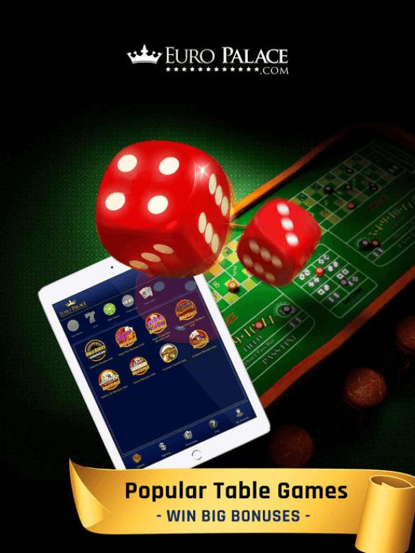 Euro Palace Casino Bonuses