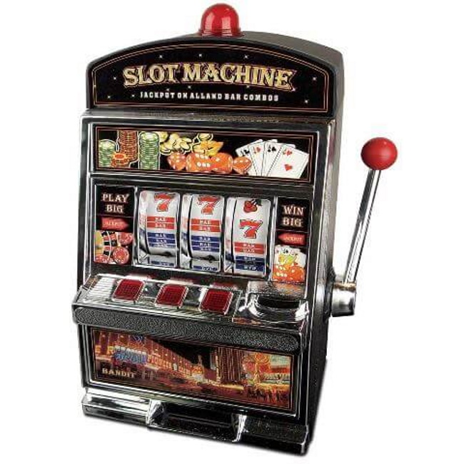 First Electronic Gaming Machines