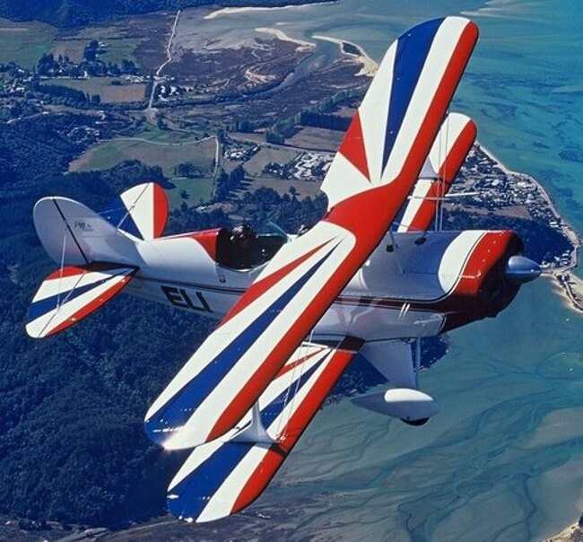 Fly your Own Stunt Plane