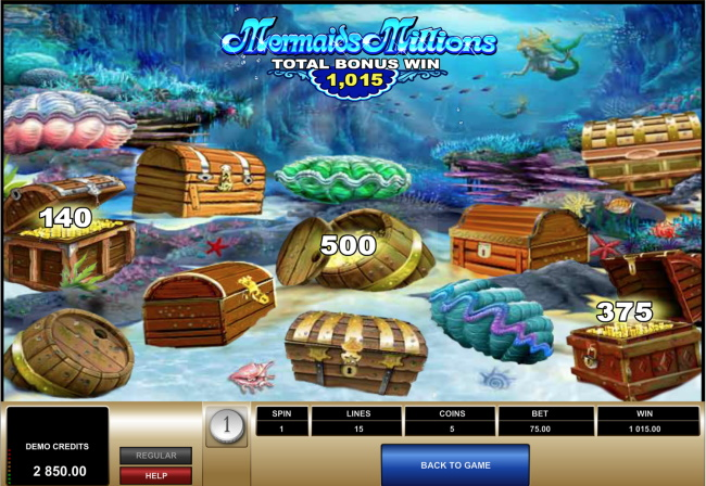 Free Games and Treasure features