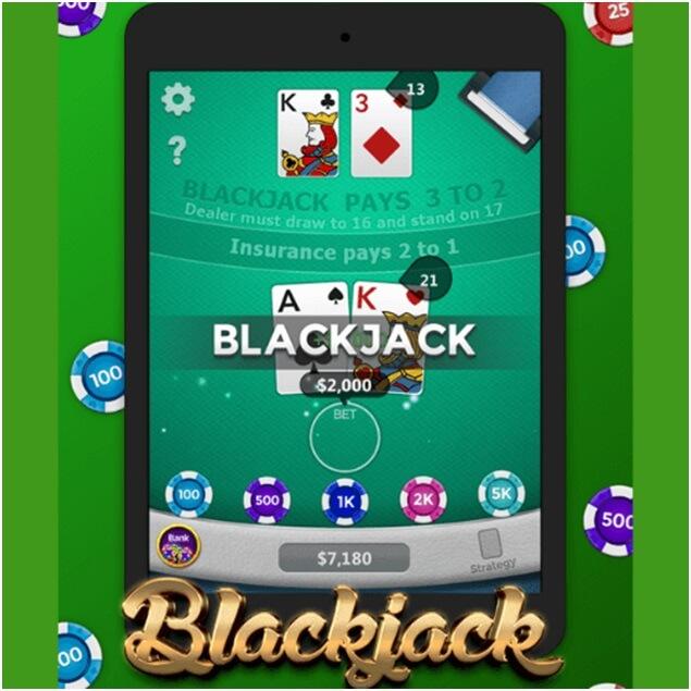 Free best Blackjack Apps for your mobile