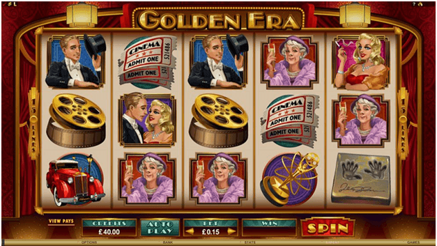 Golden Era pokies