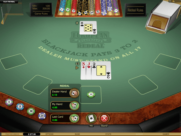 High limit European Blackjack- Strategies