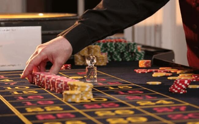 How to get started for a roulette table $5