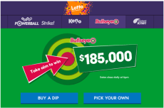 How to play BullsEye Lottery with your mobile in NZ?