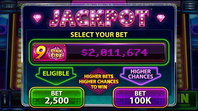 How to win the progressive jackpot game