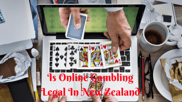 Is Online Gambling Legal In New Zealand