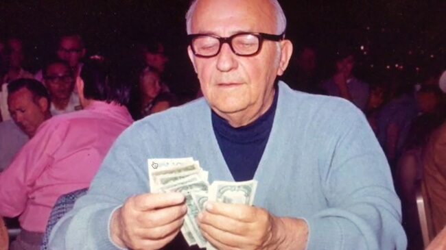 Johnny Moss – Grandfather of Poker