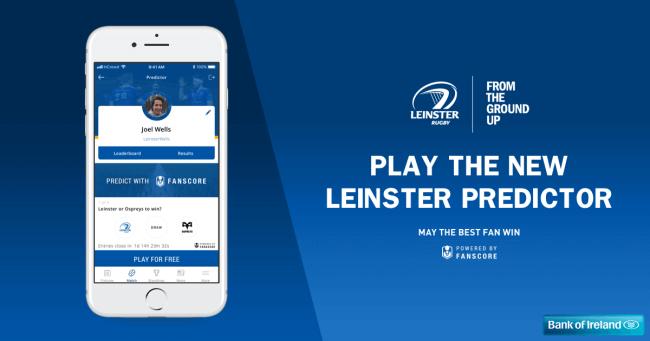 Leinster RugbyApp