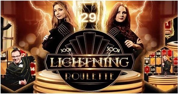 Lightning Roulette at Skycity