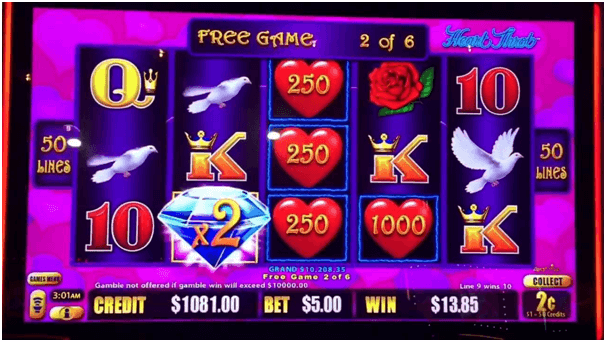 Lightning Pokies The Link Progressive Game From Aristocrat