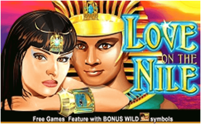 Love on the Nile= top 4 Aristocrat pokies to enjoy.
